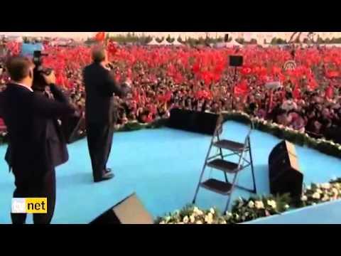 'Bu İslam'ın son ordusu' Recep Tayyip Erdoğan şiir