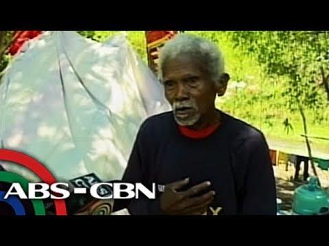 Komunidad ng Aeta bumaba sa kapatagan dahil sa takot sa lindol   TV Patrol