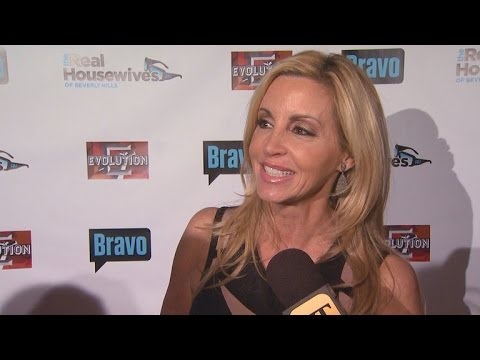 EXCLUSIVE: Camille Grammer Has a New Man in Her Life, Is 'Very Happy'