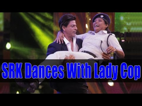 Shah Rukh Khan Finds Criticism Over Dancing With Lady Cop To Be Strange