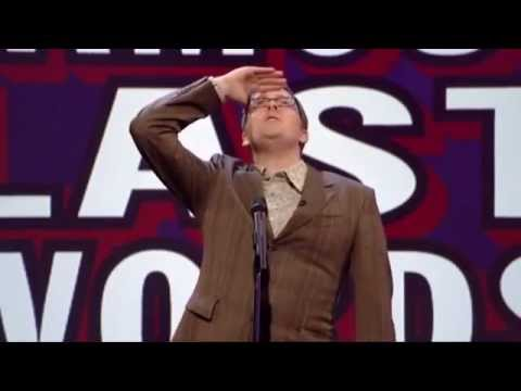 Frankie Boyle Best Bits - Scenes We'd Like To See Tribute (Part 1)