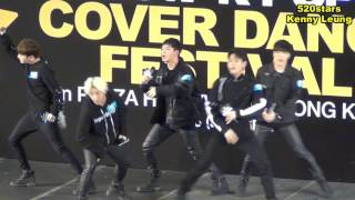 2017 K-Pop Cover Dance Festival In Hong Kong 20170513 (Special Guest : BIGFLO)