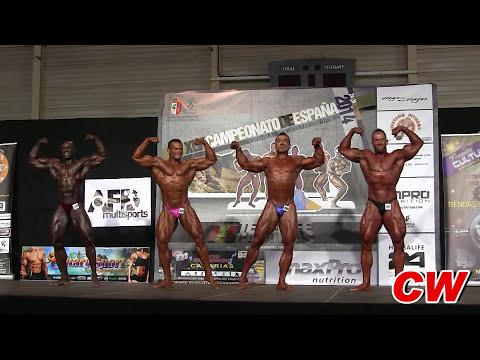 Campeonato de España de Fisicoculturismo y Fitness FEFF 2014 (Parte II)