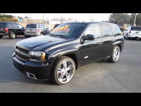 2007 Chevrolet Trailblazer SS Start Up. Engine. and In Depth Tour