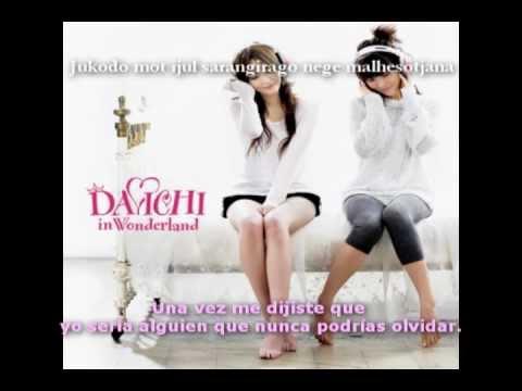 DAVICHI - [Davichi In Wonderland] 04 Is Love That Foolish? [Esp+Rom]