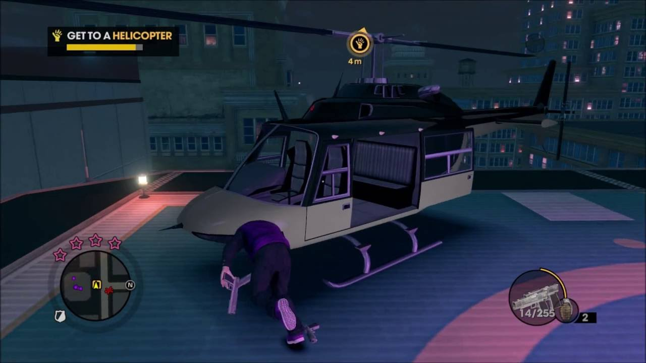 Saints Row 3 - Penthouse Crib - YouTube