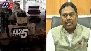 సీఎస్-137 మిస్సింగ్పై పిర్యాదు చేసాం..! | ONGC Asset Manager DMR Sekhar