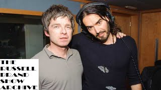 Noel Gallagher Interview #51 | The Russell Brand Show