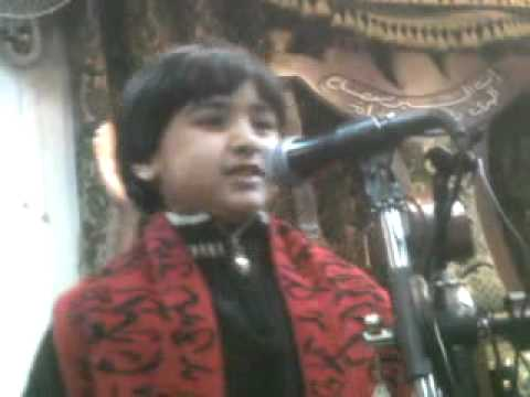 Shaukat Raza Shaukat, Daughter In Shaam, 2011.   By Aliwaley Sms Network video