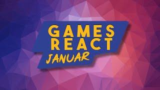 Games React '19 Januar