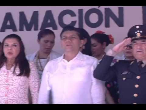 Preside gobernador desfile cívico militar en Chilpancingo