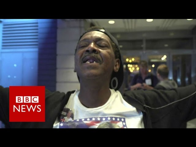 Did US debate reach out to black voters? BBC News