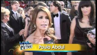 [HD] Regis & Kelly Show On Emmys 2011 Red Carpet