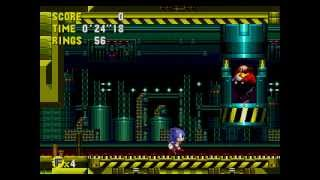 Sonic CD Boss Run