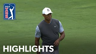 Tiger Woods vs. Patrick Cantlay highlights from WGC-Dell Match Play 2019