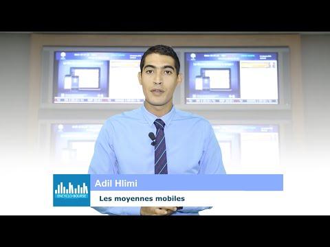 Encyclo-Bourse 21 : Les moyennes mobiles