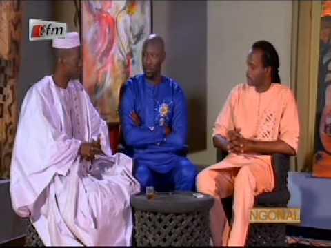 Ngonal reçoit Samba Bathily ex Maire de Ouakam - 27 Mai 2014...