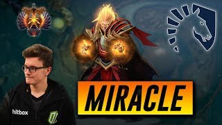 Miracle Invoker | Dota 2 Pro Gameplay