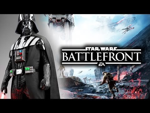 Star Wars Battlefront 3 News: LIVE Gameplay of Walker Assault At IGN & Comic Con (SDCC)