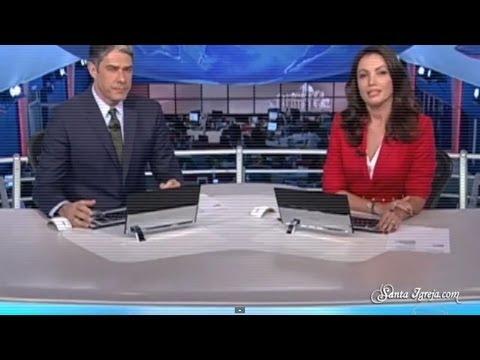 ESCÂNDALO - Globo descobre que Papa Francisco...
