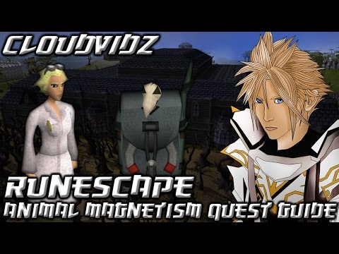 Runescape Animal Magnetism Quest Guide HD Review Thumbnail