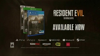 Download Resident Evil 7: Biohazard She's Alive Now Available 15 US TV Spot 3Gp Mp4