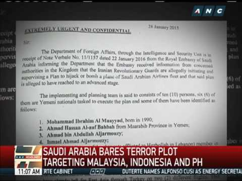 NAIA security on alert for potential terror threat