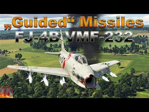 WT || FJ-4B VBF-232 - Guided Disaster At Best thumbnail