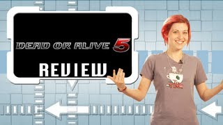 Dead or Alive 5 Review w/ Dodger - The Good, The Bad and The Rating - TGS