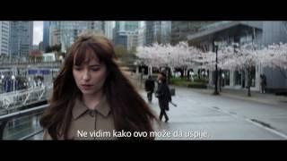 PEDESET NIJANSI - MRAČNIJE (FIFTY SHADES DARKER) - Trailer