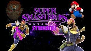 Super Smash Brothers Ultimate Livestream! Viewer battles! #18