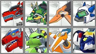 Dino island Rescue + Dino Robot Corps - Full Game Play 1080 HD