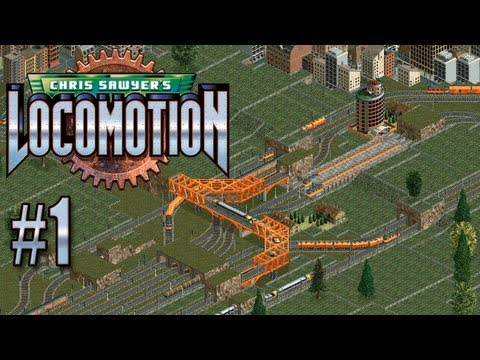 Let's Play Chris Sawyer's Locomotion - Episode 1: INTRO