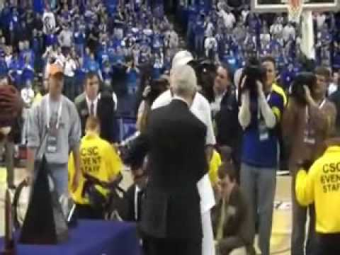 Kentucky WIldcats SEC Championship Presentation and Celebration...plus more Video