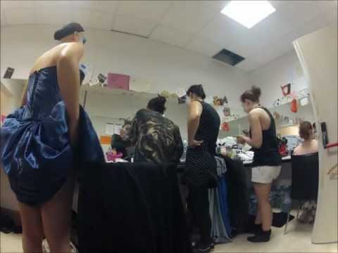 Dressing Room And Backstage video