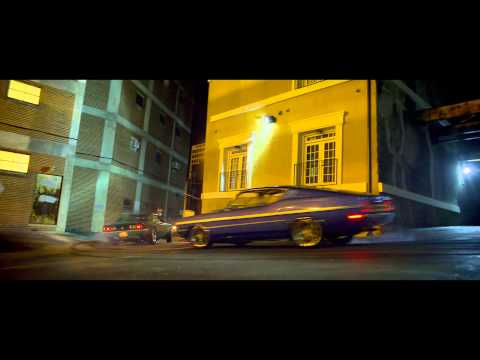 Need For Speed Movie - The Sound Of Magnaflow