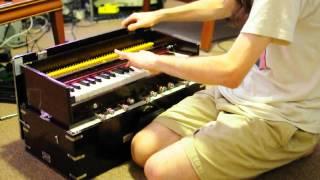 Quick Harmonium Demo