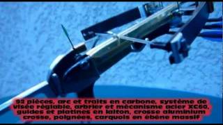 The most incredible mini crossbow  of the world !