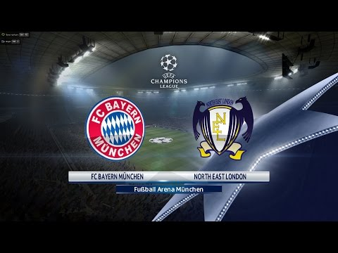 PES 2016 - UEFA Champions League Walkthrough ROAD TO MILANO #5 [HD]