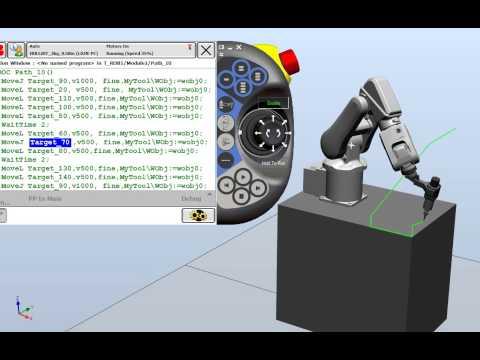 SIM 5 ABB – Robótica Industrial
