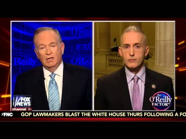 Trey Gowdy SLAMS Obama on executive immigration actions
