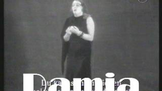 Damia - On danse à La Villette (1944)