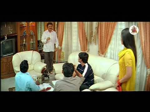Evandoi Srivaru Movie - Rama Prabha, Krishna Bhagavaan, Sunil, M S Narayana Super Scene video