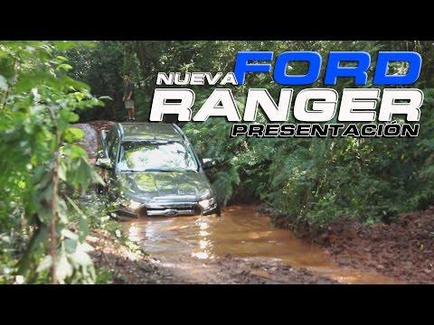 Ford Ranger 2016 Presentación - Routière - Nota Juan Manuel Alliati