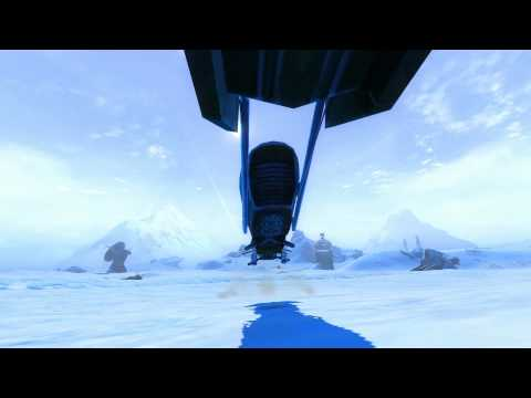 Lhosan Duster Speeder Mount In Star Wars The Old Republic Game ( swtor )