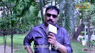 Abhishek Shankar At Pencil Movie Team Interview