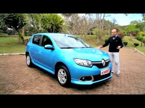 Teste: Vrum confere desempenho do Renault Sandero 1.6 Dynamique