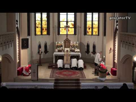 Dominica post Ascensionem 02 - Introitus - Traditional Latin Mass