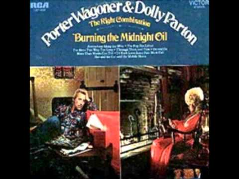 Porter Wagoner - More Than Words Can Tell
