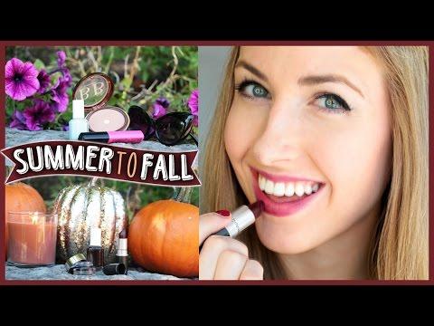 Summer to Fall Beauty | 5 Ways #5DAYSOFFALL